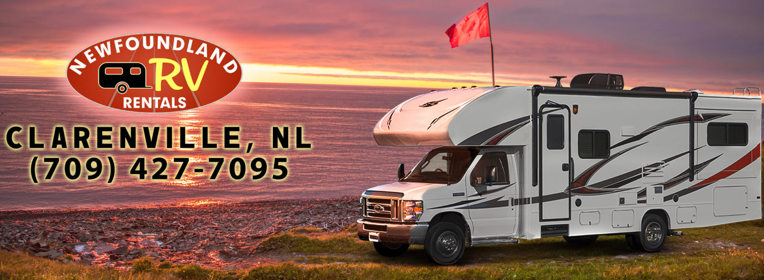 Newfoundland RV Rentals | Motor Home, Travel Trailer, RV
