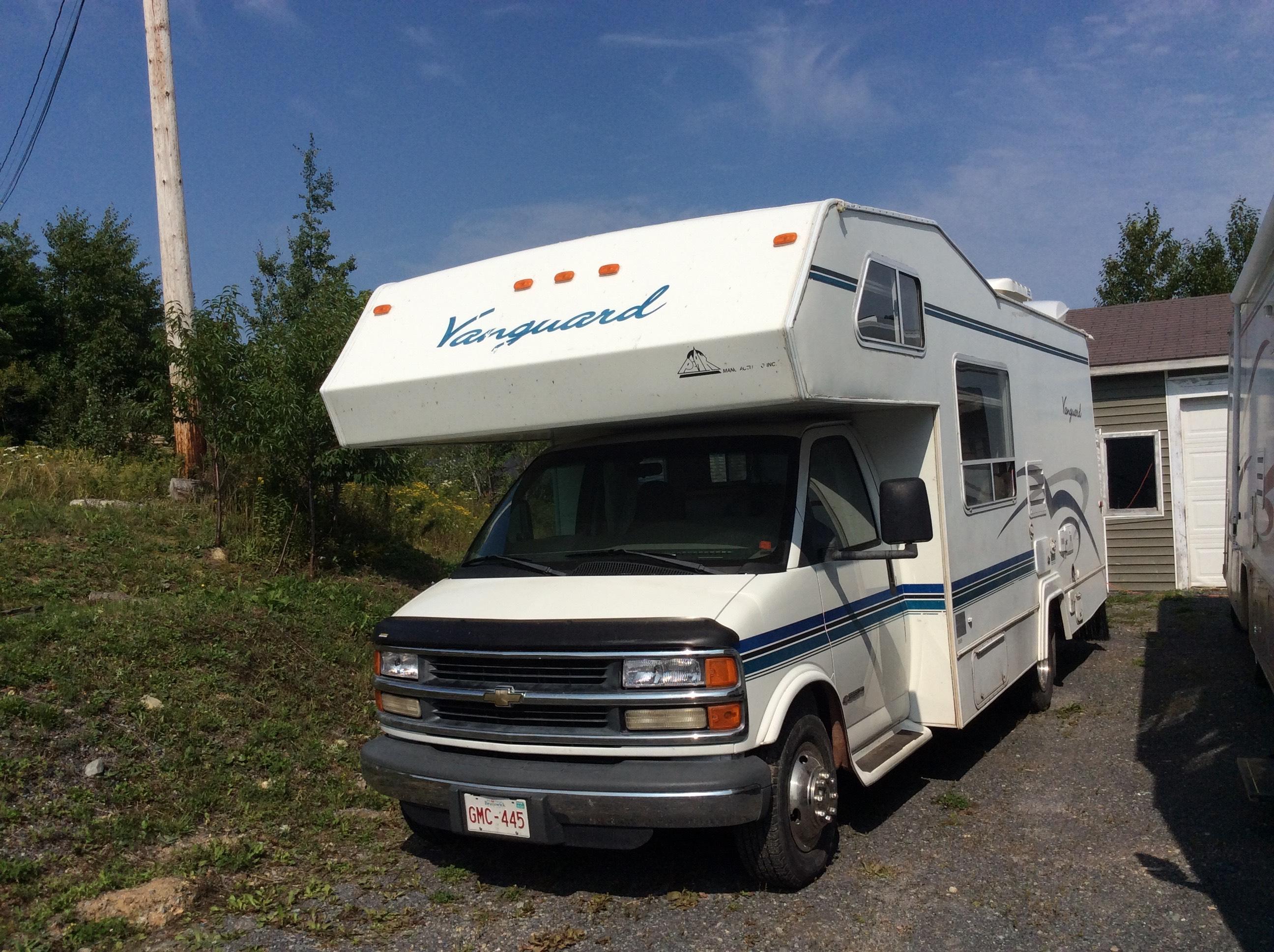Newfoundland RV Rentals | Motor Home, Travel Trailer, RV Rentals in ...
