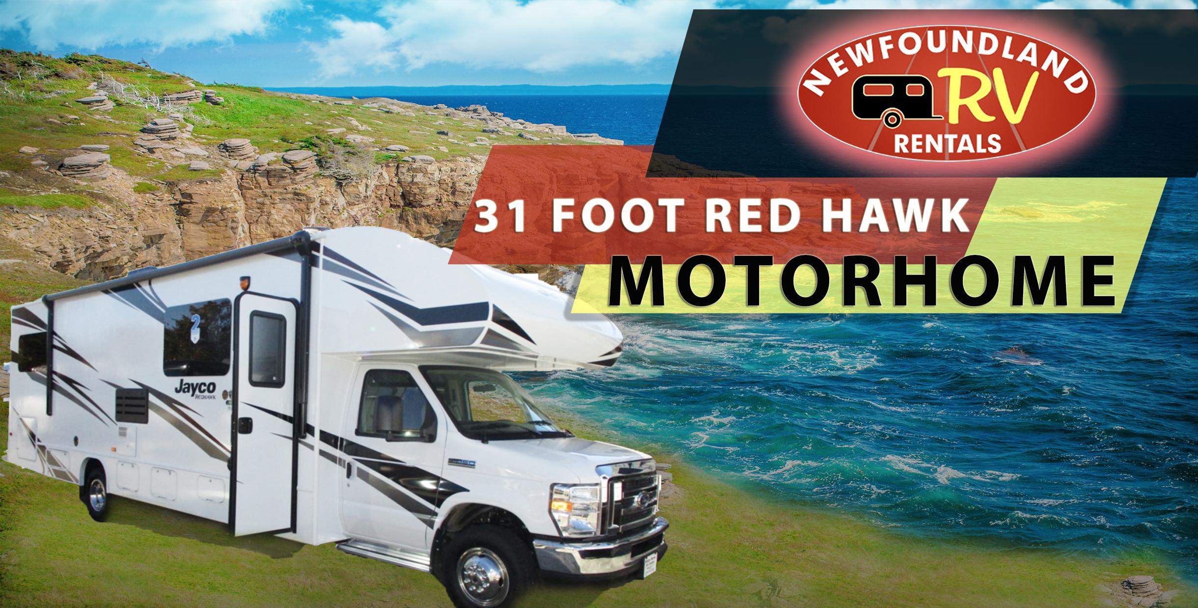 Newfoundland RV Rentals   Motor Home, Travel Trailer, RV